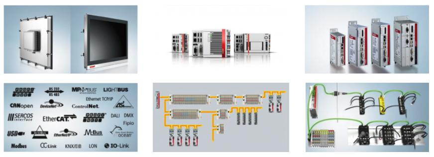 Controles – PLC/IPC